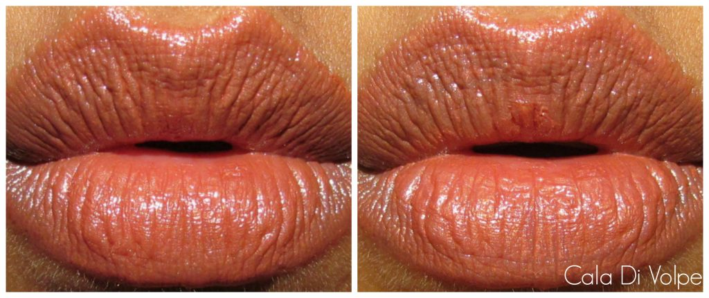 Tom Ford Soleil Collection Moisturecore Lip Colors - Cala di Volpe, Swatch