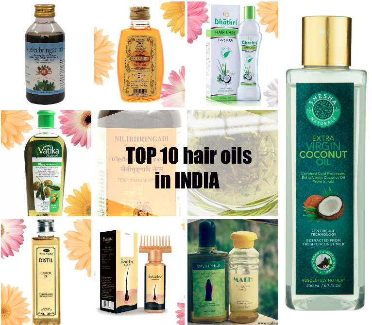 Best Hair Oils in India for Hair Growth and to reduce Hair Fall – Our Top 10 picks
