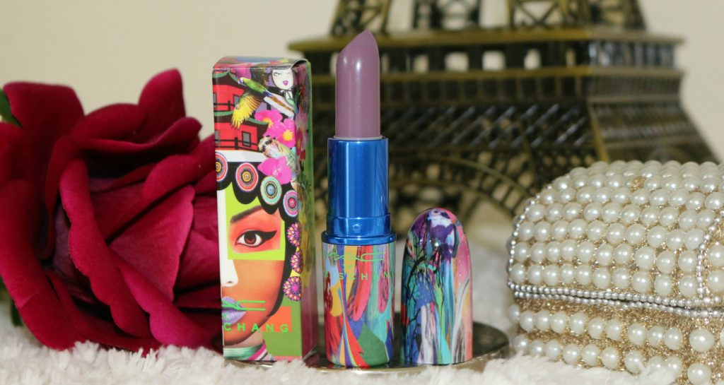 mac chris chang lipstick plum princess swatches