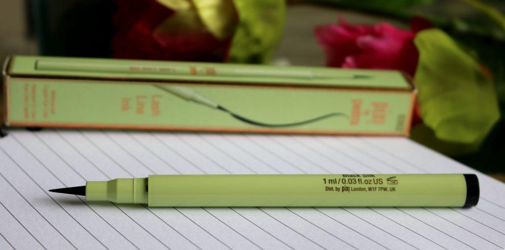 pixi beauty lash line ink eyeliner