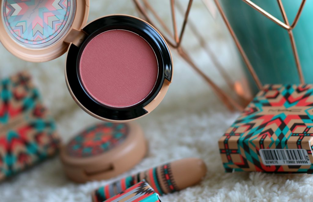 mac vibe tribe painted canyon swacthes