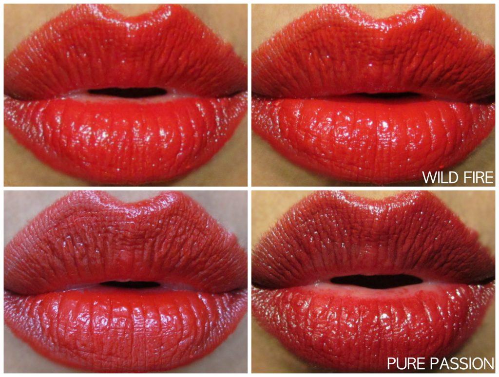 Living Nature Organic Lipstick Wild Fire, Pure Passion