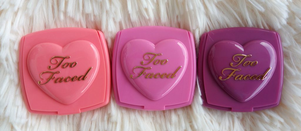 too faced love flush long lasting blush review