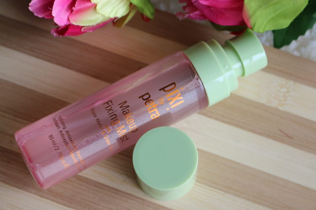 pixi makeup fixing mist review
