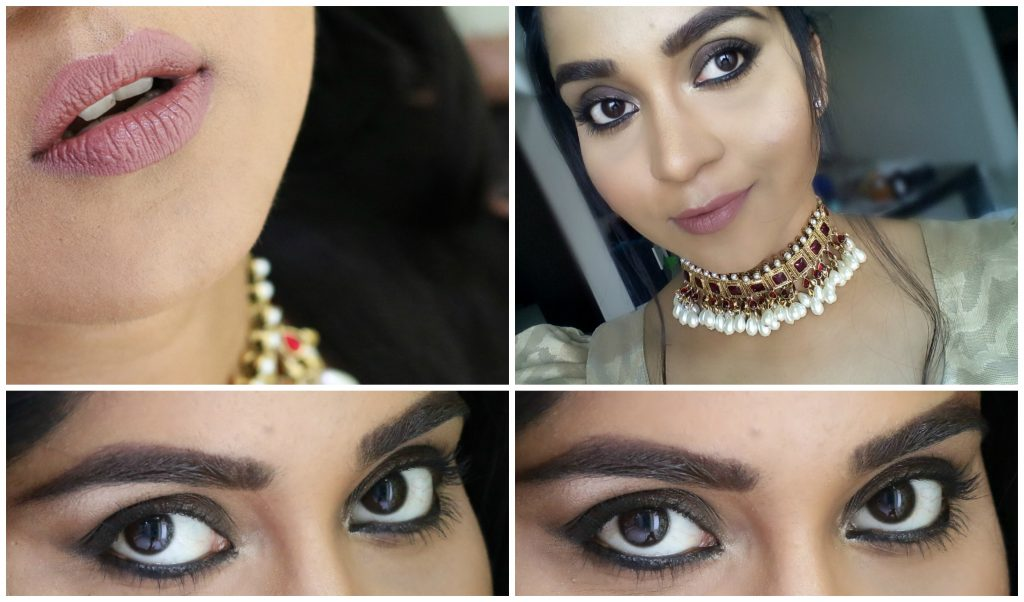 deepika padukone makeup from india couture week 2016