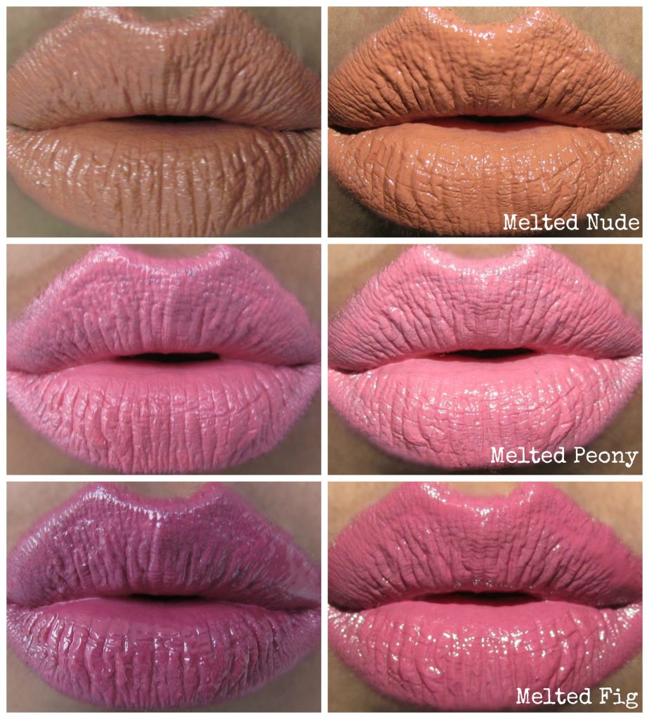 too faced melted kisses lipstick review