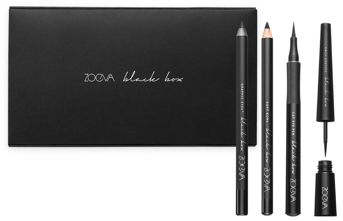 zoeva black box review and swatches