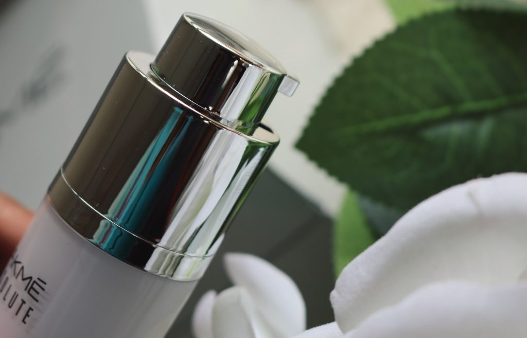 lakme absolute perfect radiance whitening serum with vita-resorcinol