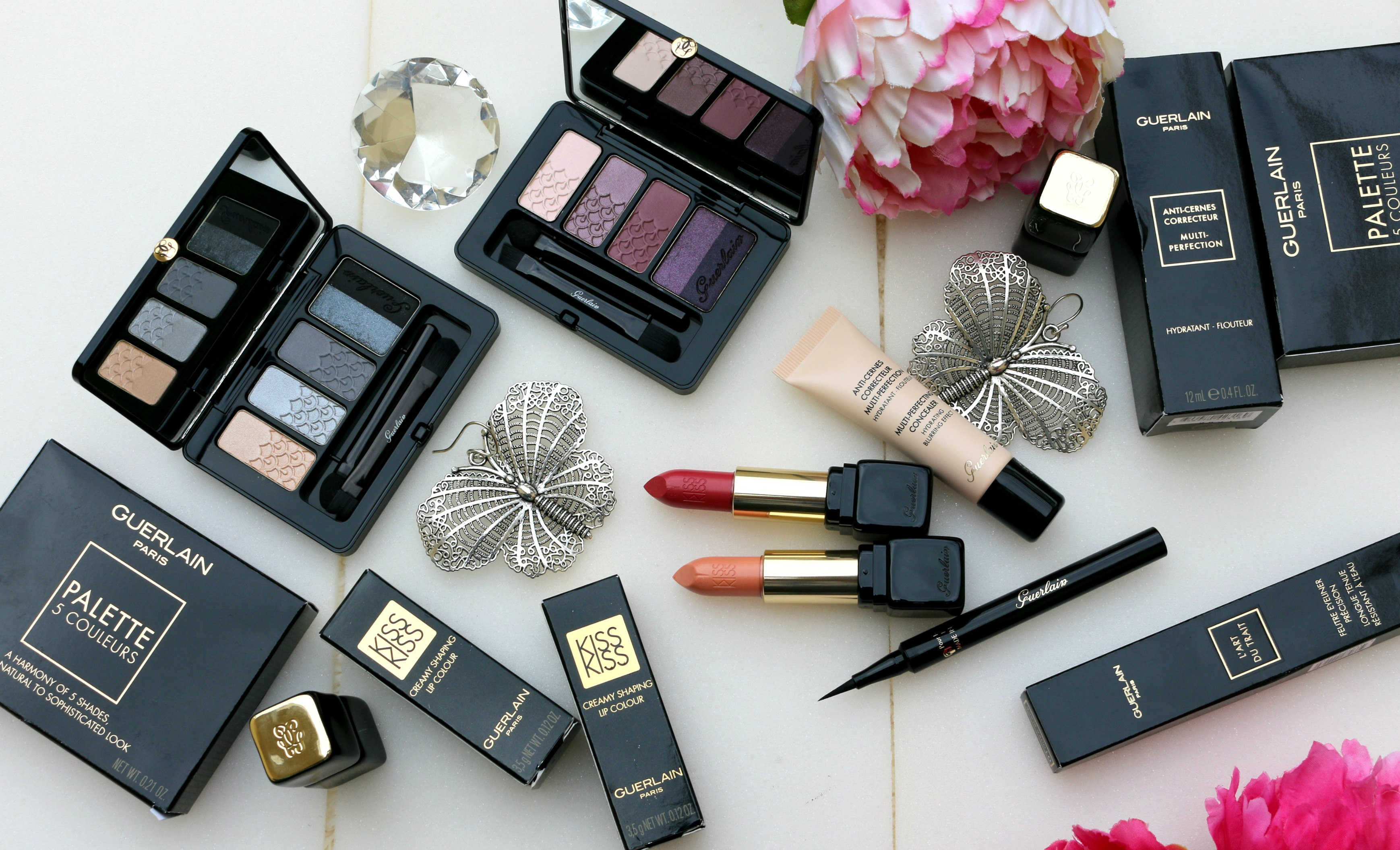GUERLAIN – FALL 2016 COLLECTION | REVIEW & SWATCHES