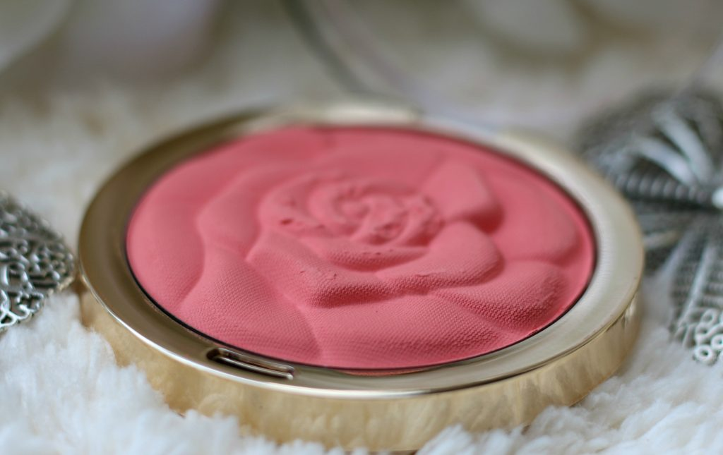 milani rose powder blush coral coove