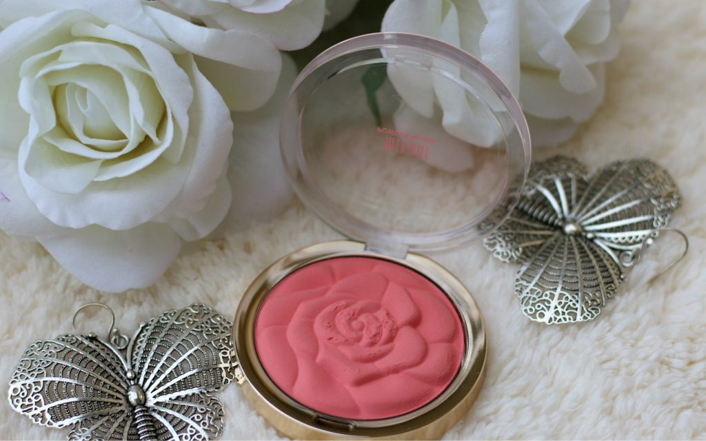milani rose powder blush review