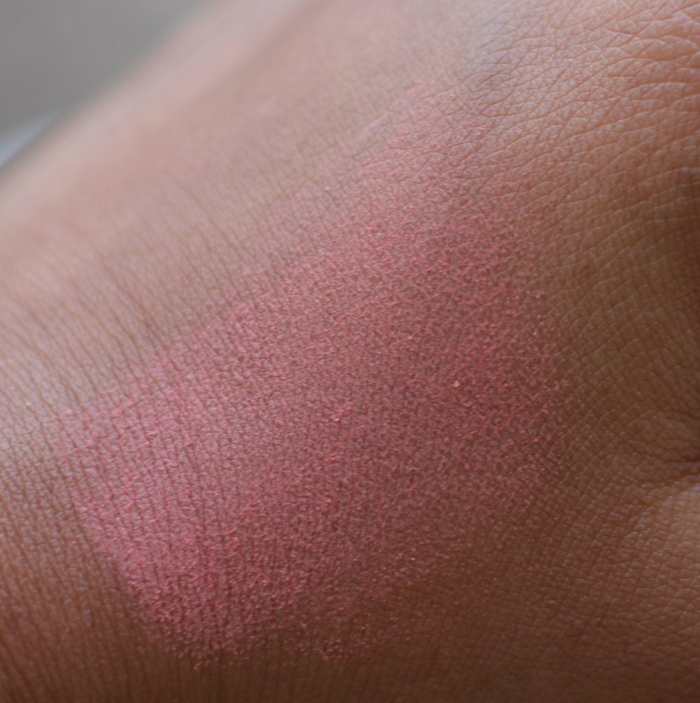 Milani Rose Powder Blush - Coral Cove | Swatches