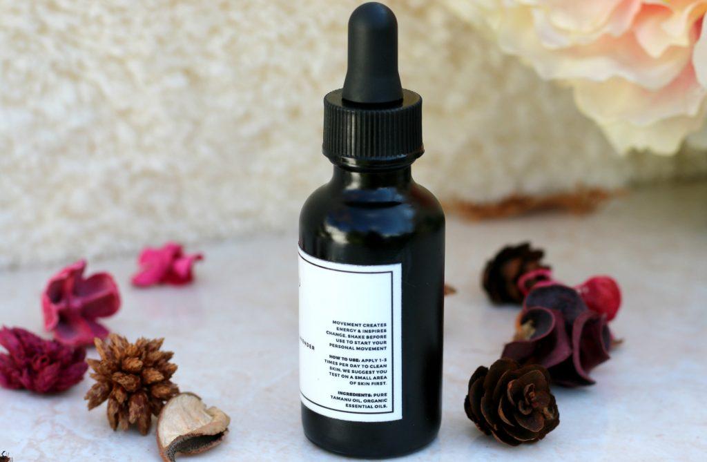 tamanu oil lab calm facial oil