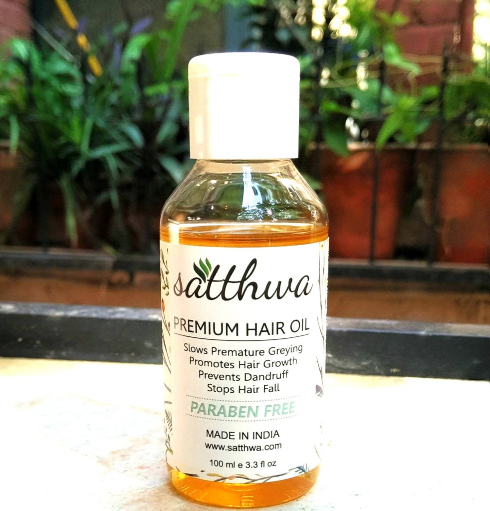 Satthwa Hair Oil
