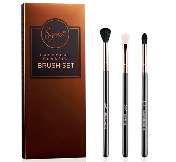 Cashmere Classic Brush Set