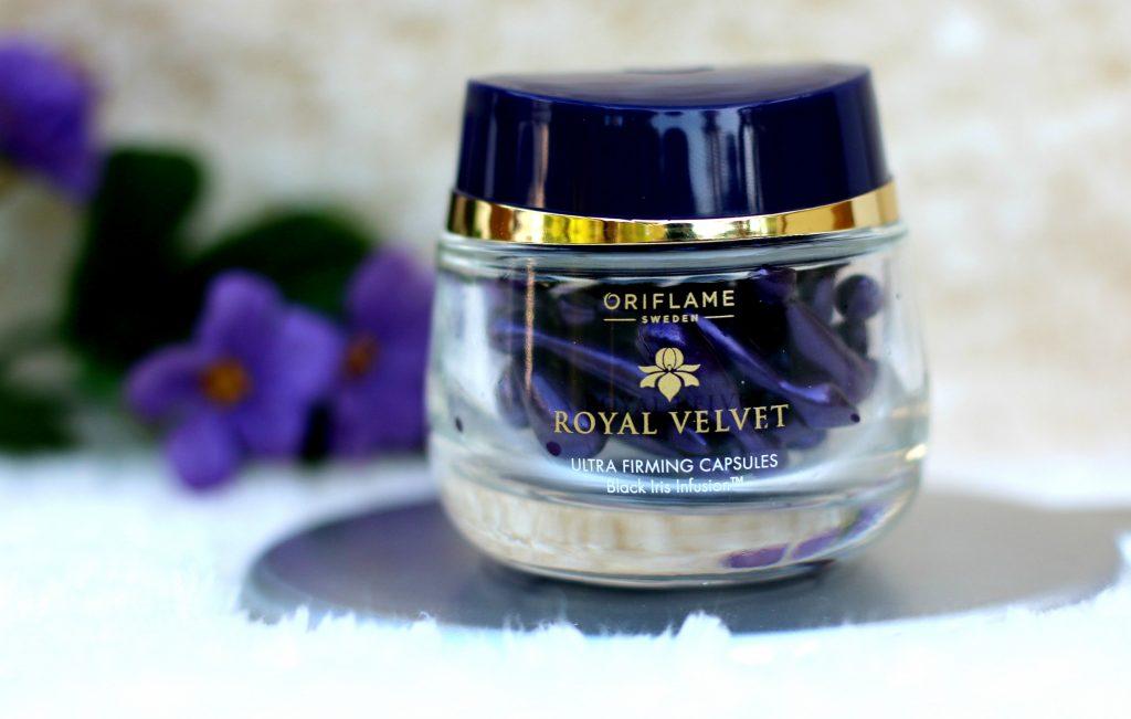 oriflame royal velvet ultra firming capsules online