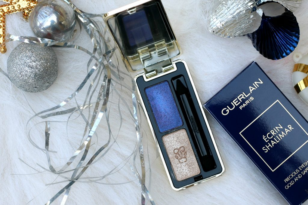 GUERLAIN Écrin 2 Couleurs Eyeshadows - Gold and Sapphire