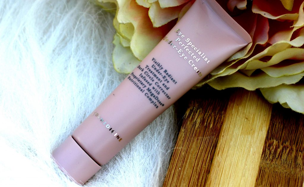 cosmedicine eye specialist perfected under-eye cream review