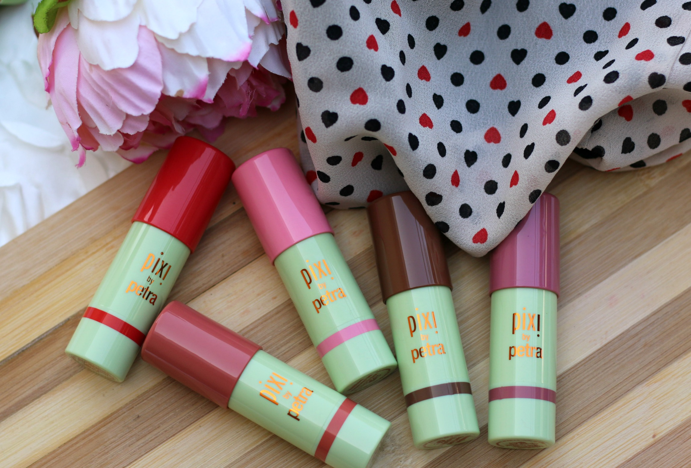 Pixi Beauty Multibalms | Swatches & Review