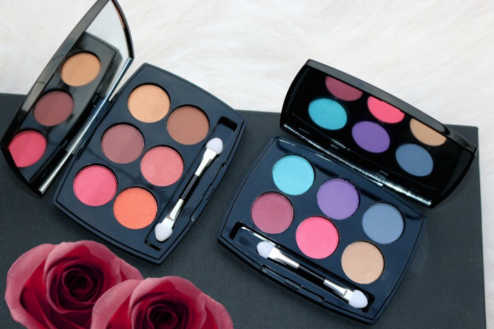 Lakmé Absolute Illuminating Eyeshadow Palettes - French Rose & Royal Persia | Review