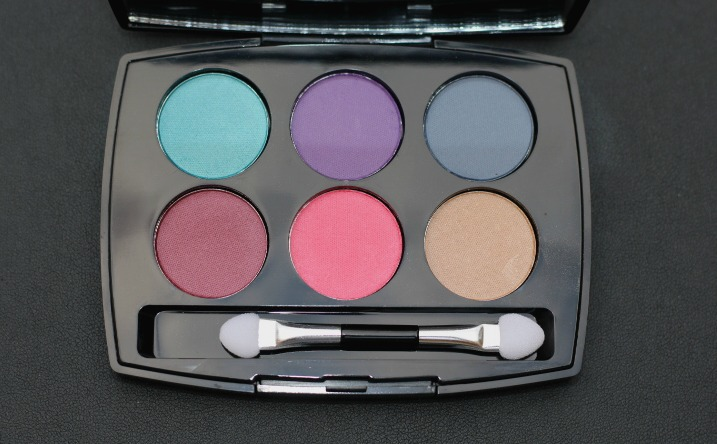 lakme eye palette royal persia review