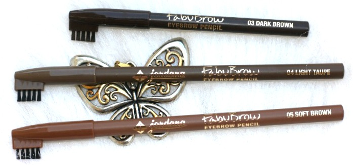 Jordana Cosmetics Fabubrow Eyebrow Pencil review
