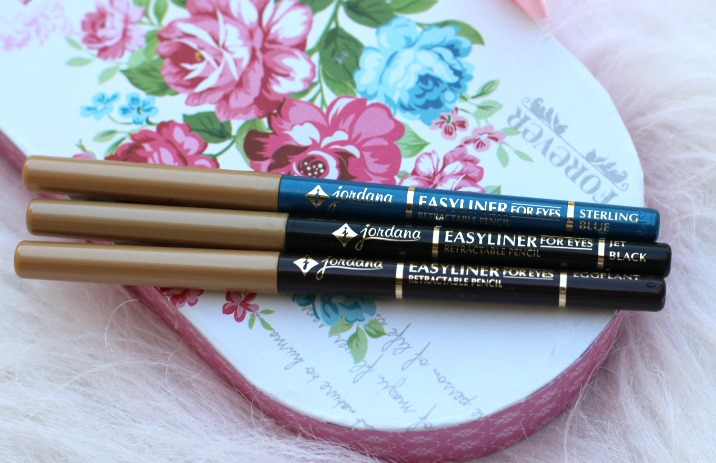 jordana cosmetics easyliner for eyes (retractable) review