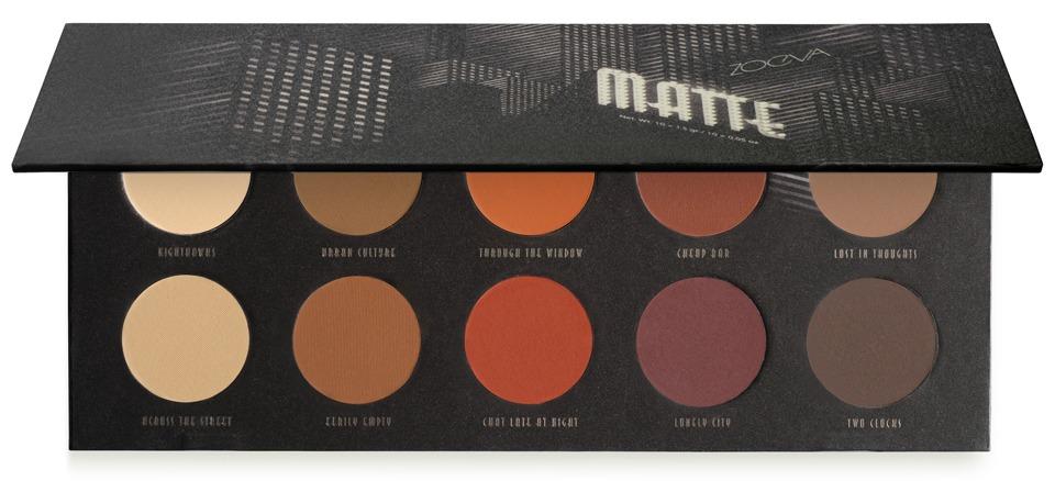 zoeva matte eyeshadow palette price