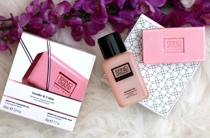 Erno Laszlo Sensitive Cleansing Set Review