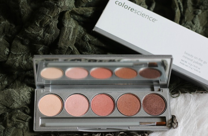 colorescience eye palette