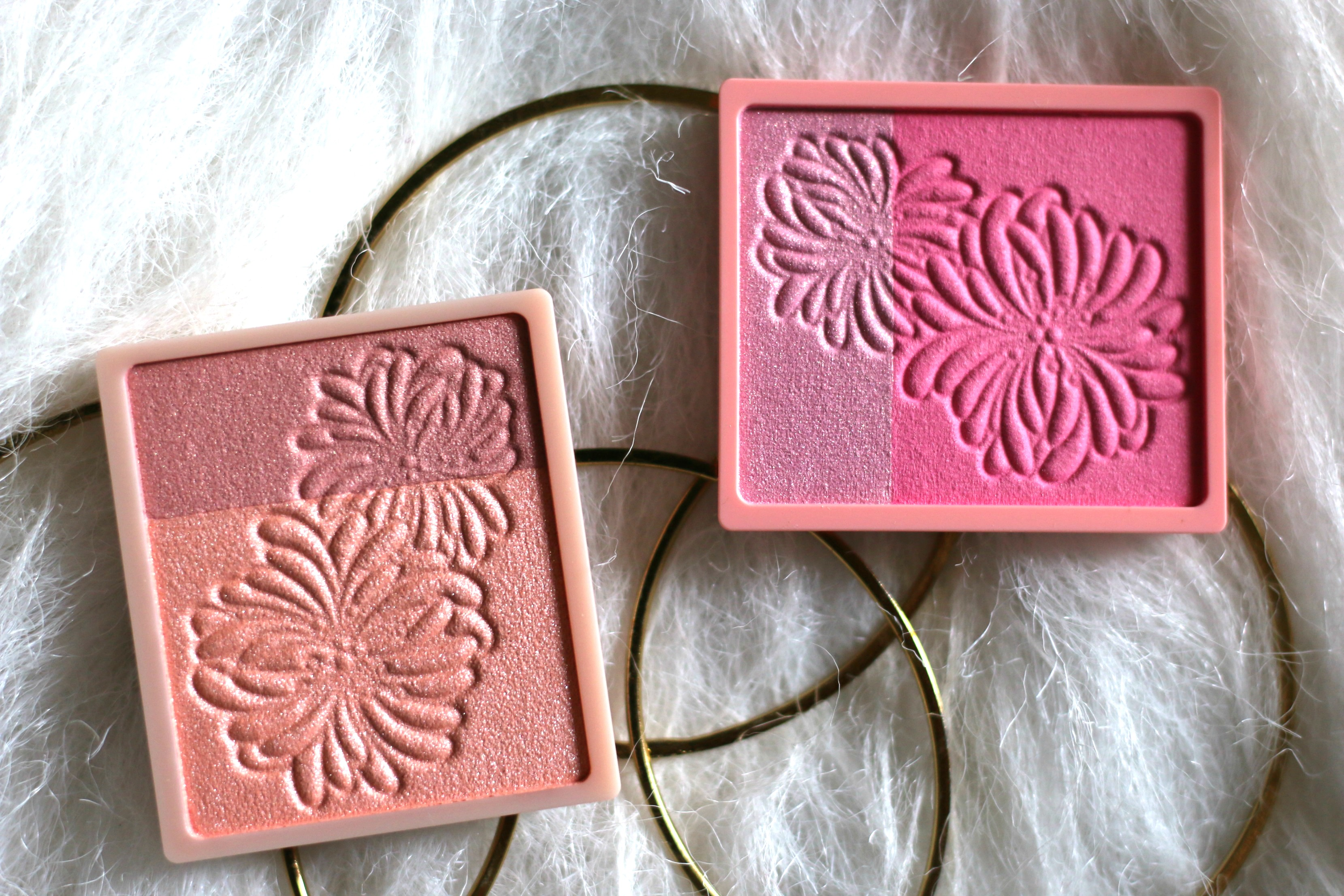 Paul & Joe Limited Edition Powder Blush Refill (02 & 004) & Compact | Spring 2017 Collection