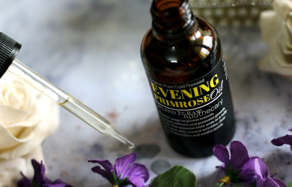 blend it raw evening Primrose Oil review, blend it raw apothecary evening Primrose Oil review