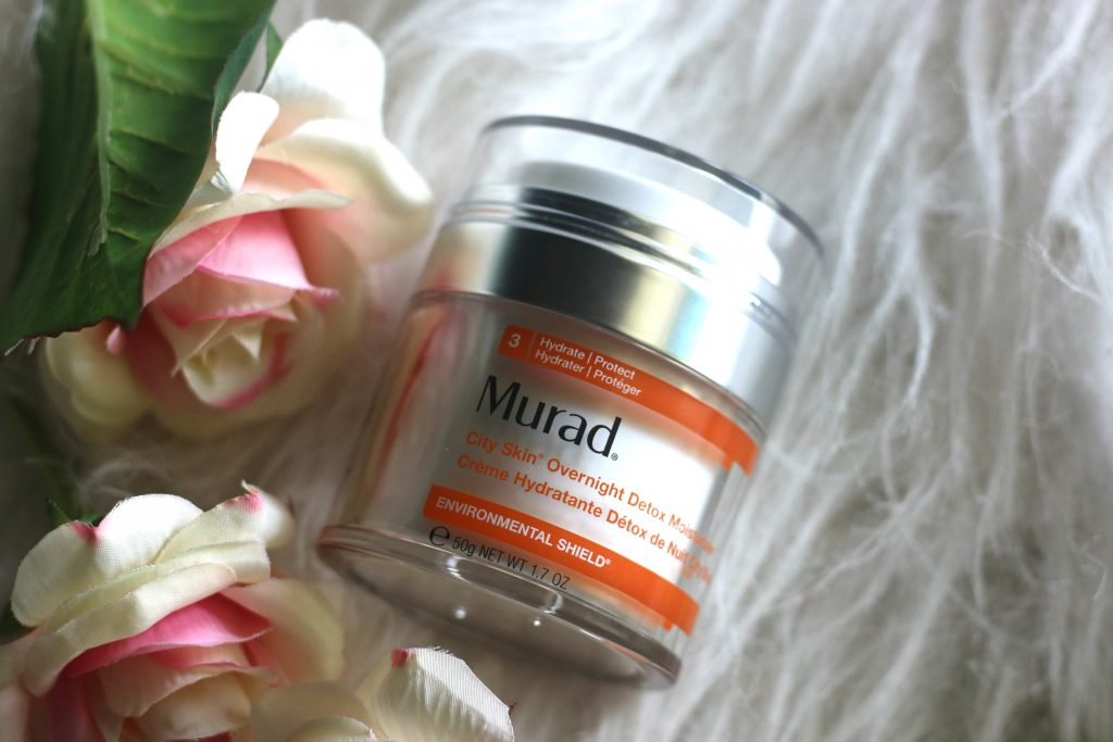 murad city skin overnight detox moisturizer review