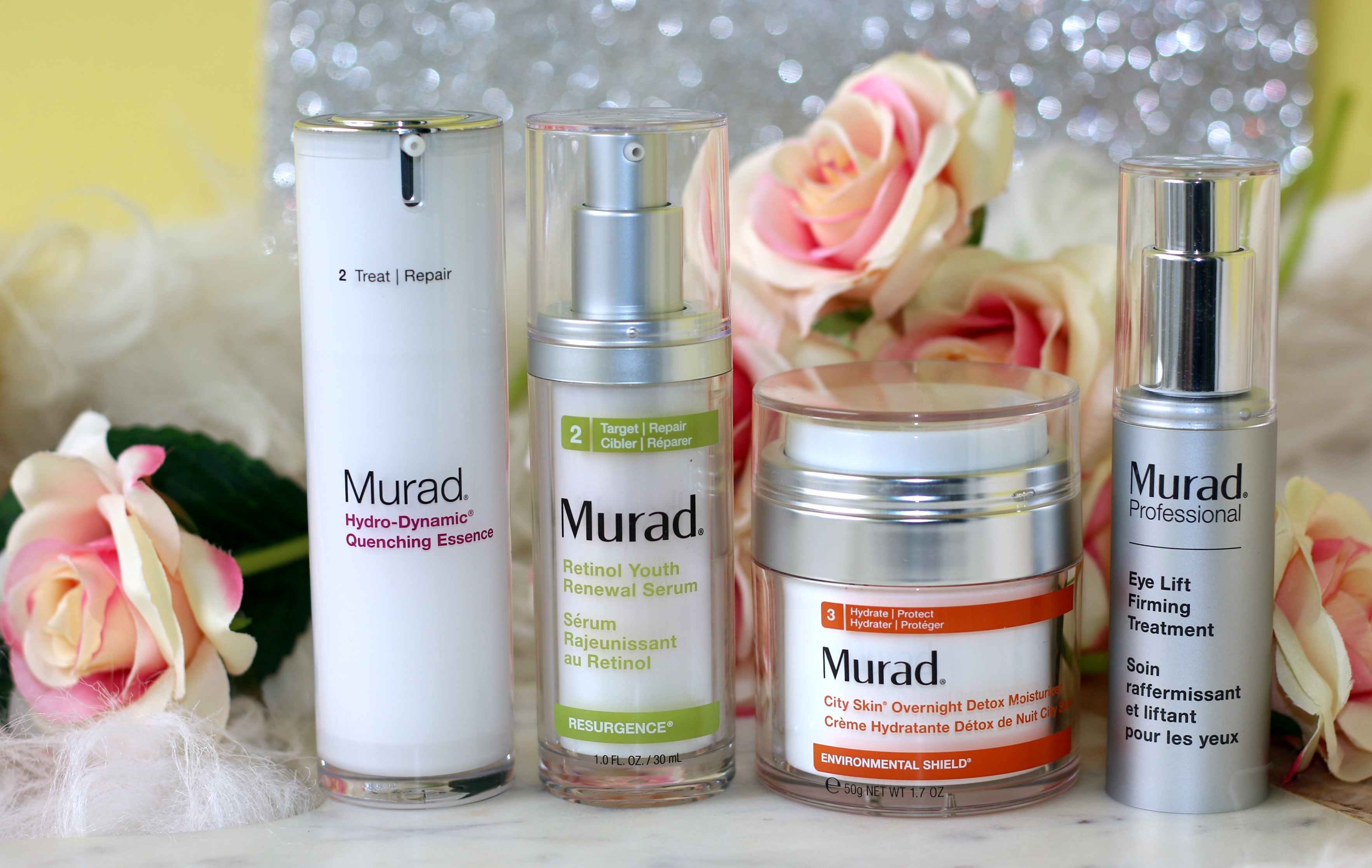 Best Skincare Products for Urban Girl ?? MURAD Skincare
