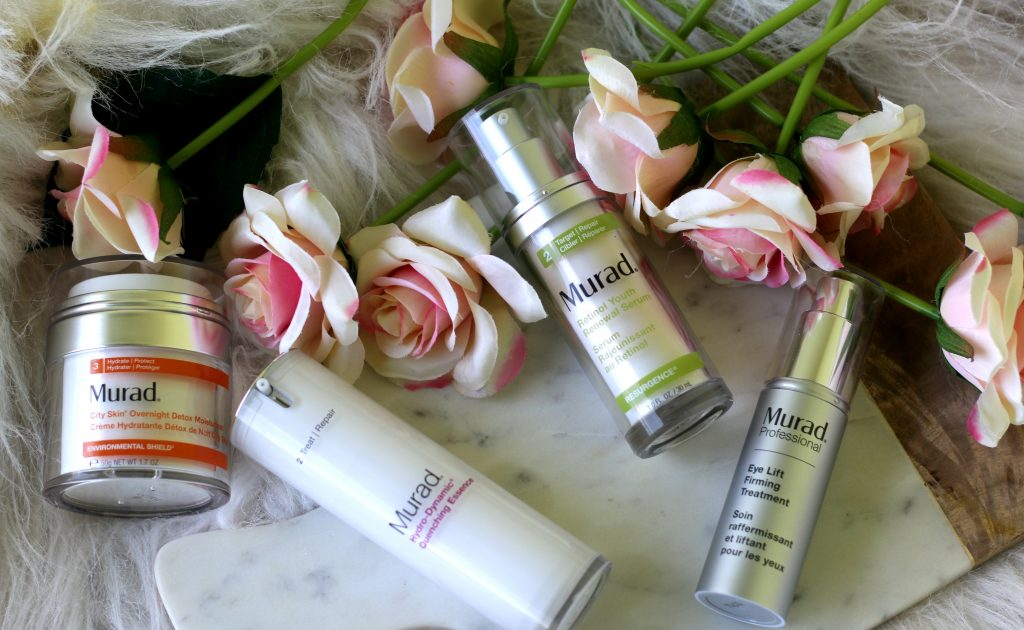 best murad skincare products review