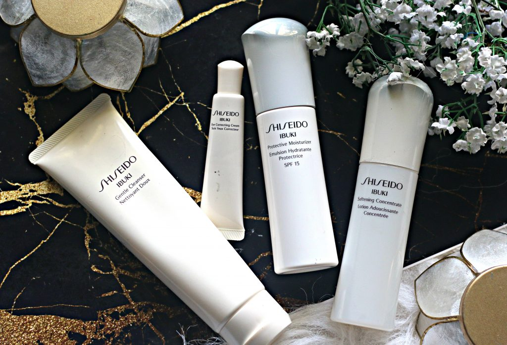 shiseido ibuki protective moisturizer, shiseido ibuki moisturizer, shiseido ibuki refining moisturizer enriched, shiseido ibuki set, shiseido ibuki sephora, shiseido ibuki softening concentrate, shiseido ibuki sleeping mask, shiseido ibuki cleanser, shiseido ibuki skincare products review, shiseido ibuki skincare line review, shiseido 'ibuki' gentle cleanser, shiseido 'ibuki' eye correcting cream, shiseido ibuki softening concentrate, shiseido ibuki essence, shiseido skincare, shiseido skincare, anti aging products, anti aging skincare line for late twenties