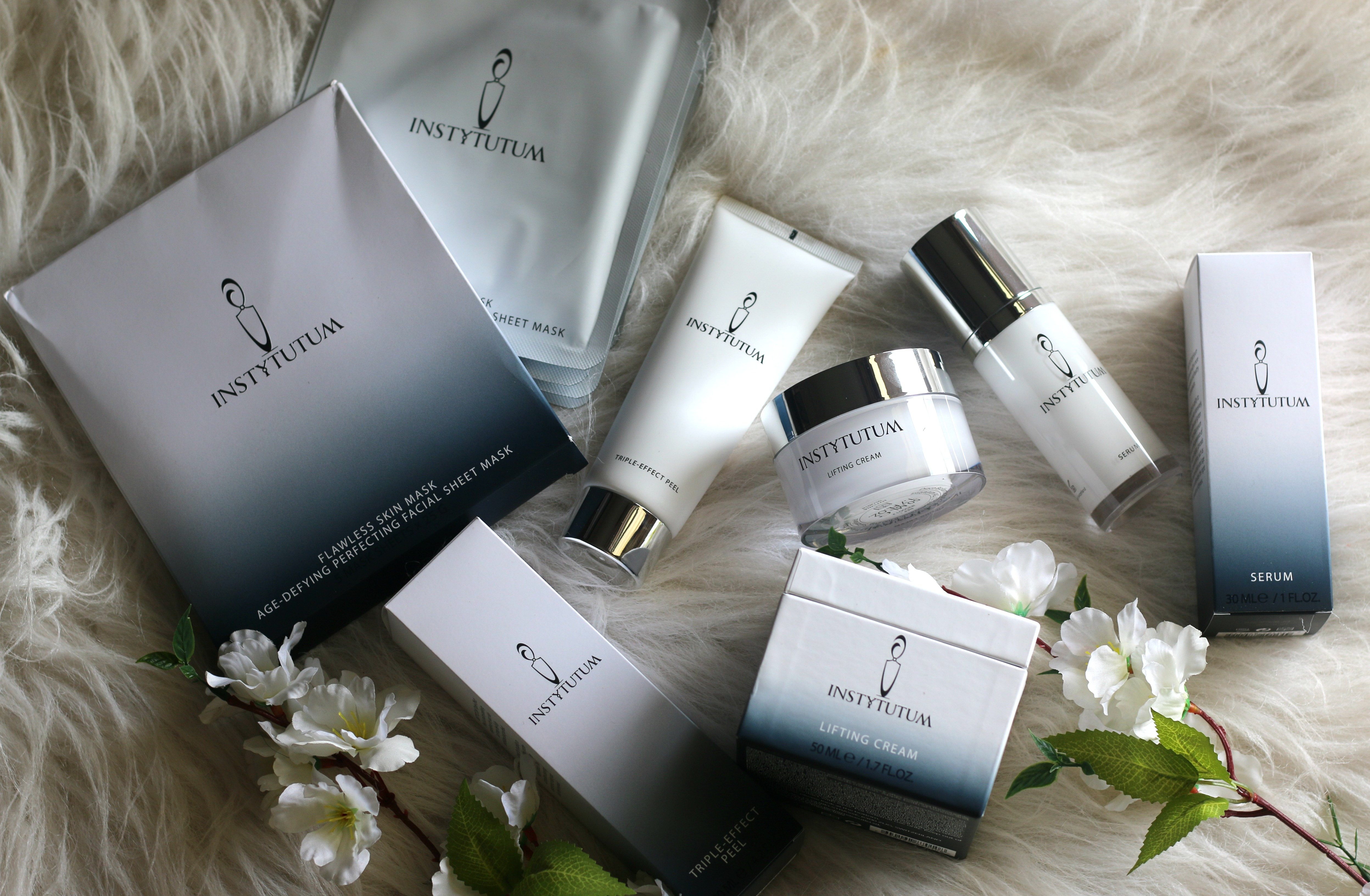 Journey to flawless skin starts here; INSTYTUTUM – Luxury Skincare