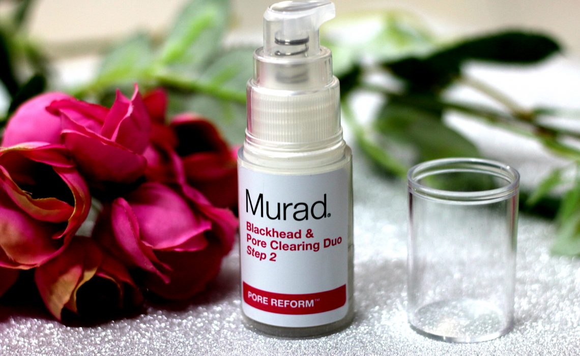 Looking for a solution to the biggest skincare concern – Blackheads and Clogged Pores ? Murad Skincare for rescue