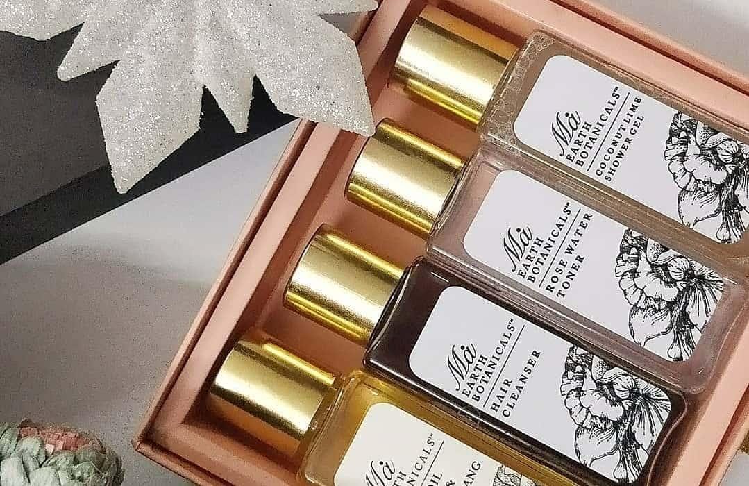Luxury Skincare & BodyCare Treats From Ma Earth Botanicals