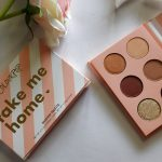 Colourpop 'Take Me Home' Pressed Powder Shadow Palette Review, Swatches