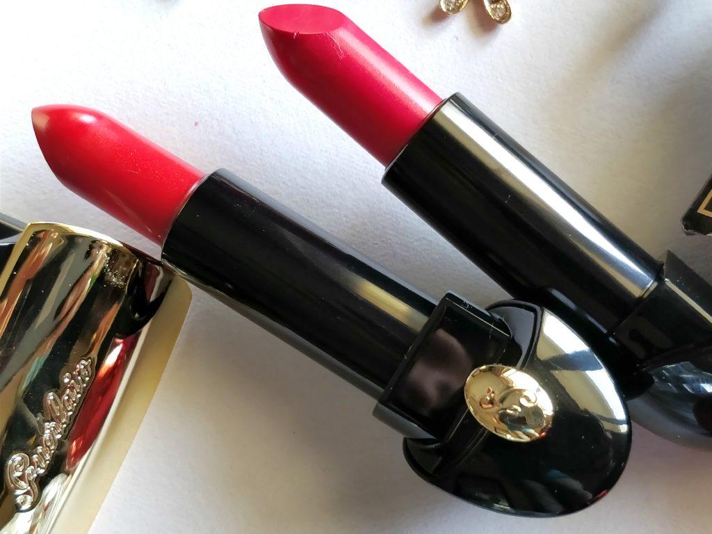 guerlain glamorous cherry (822) rouge g de lip color,guerlain flaming red (823) rouge g de lip color,guerlain rouge g de lip color,guerlain rouge g de exceptional lip color, guerlain holiday 2017 lipsticks, guerlain jewel lipsticks, guerlain glamorous cherry review,guerlain flaming red review,rouge g flaming red,rouge g glamorous cherry, guerlain glamorous cherry lipstick swatches,guerlain flaming red lipstick swatches,guerlain luxury makeup,guerlain limited edition rouge g lipstick, buy guerlain limited edition rouge g lipstick, guerlain limited edition rouge g lipstick swatches and review, guerlain makeup, guerlain makeup review, best guerlain makeup