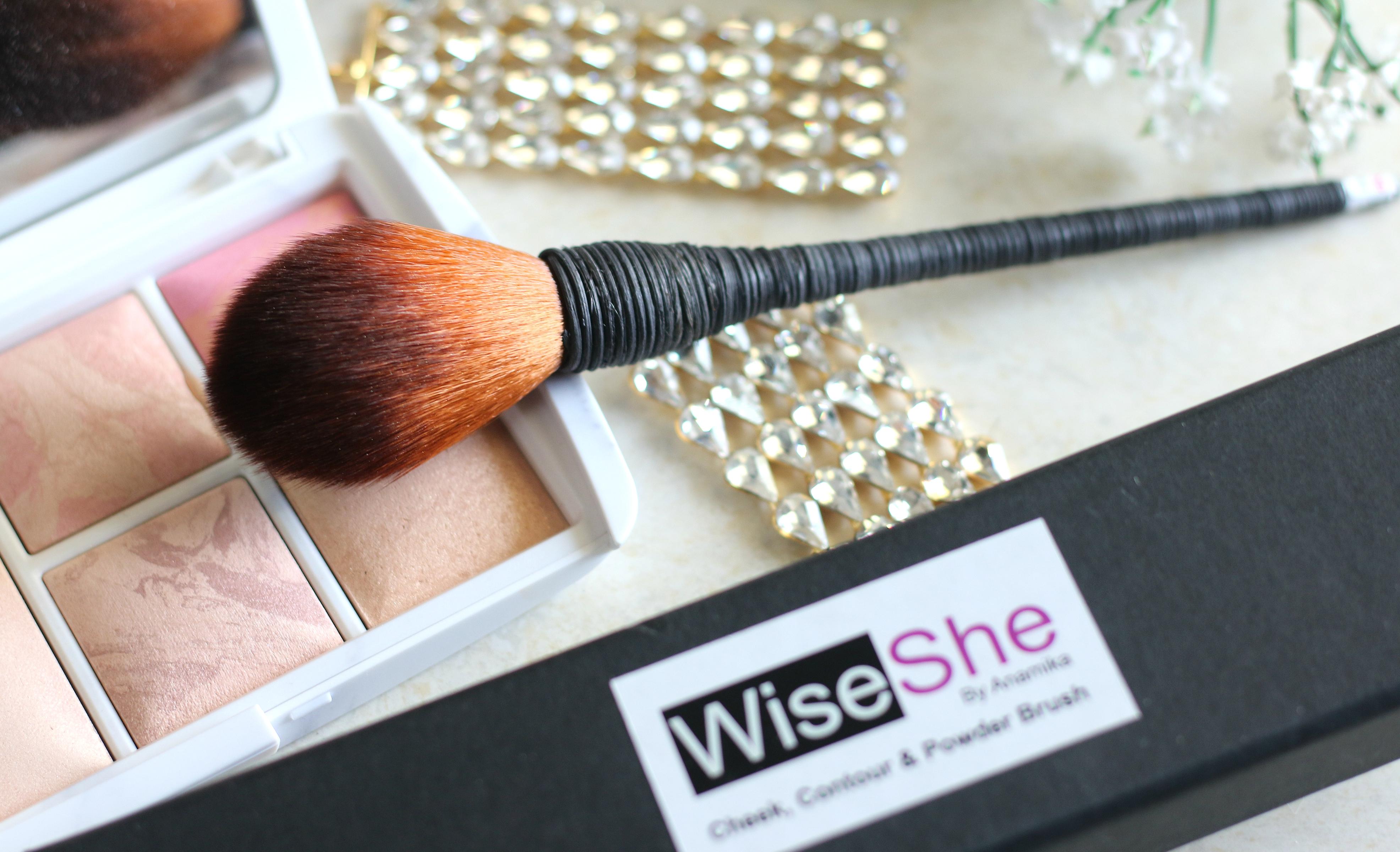 Wiseshe Cheek , Contour & Powder Brush | Review