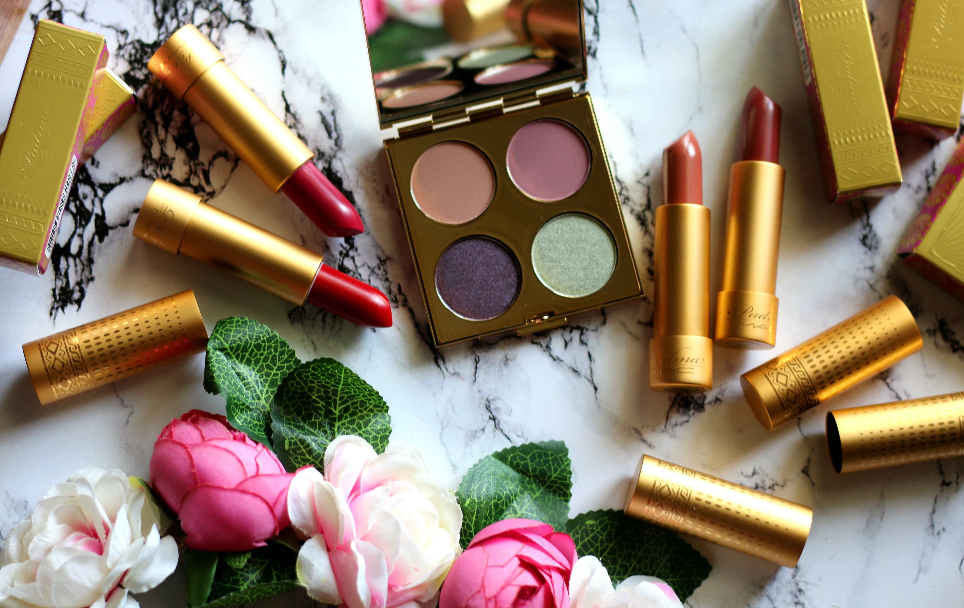 MAC x Padma Lakshmi Collection | Review & Swatches