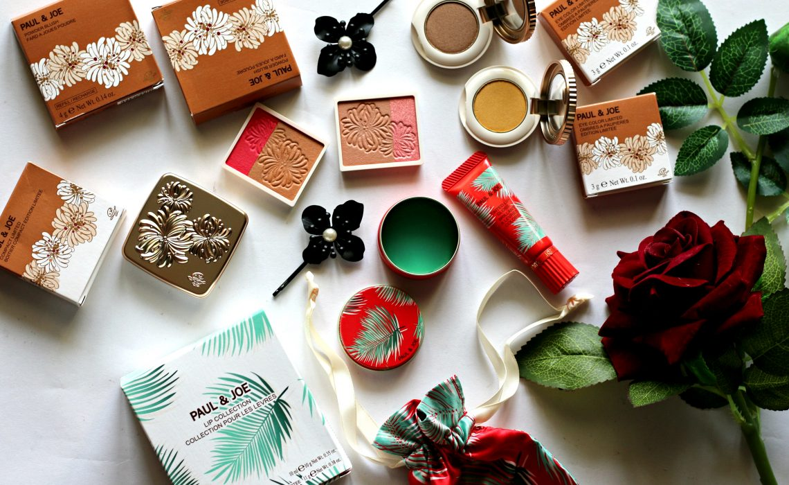 Paul & Joe Beaute Summer 2018 ; Sophie Mechaly's limited edition collection is here