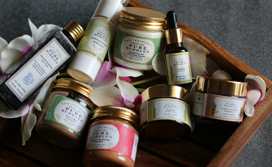 Handmade Skincare, Bath and Body Treats From Pure Bubbles Soapery