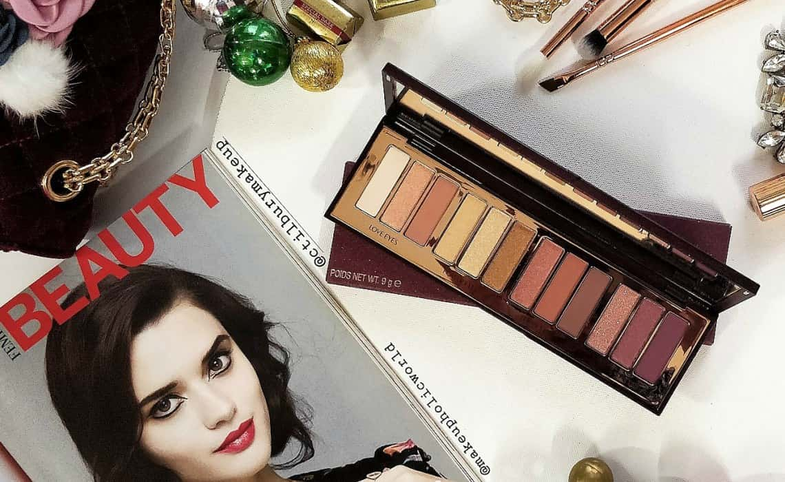 #ChristmasGifts #Holiday2018 – Charlotte Tilbury STARS IN YOUR EYES Palette