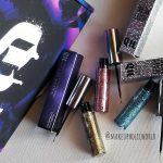 Urban Decay Heavy Metal Glitter Eyeliners | Swatches & Review