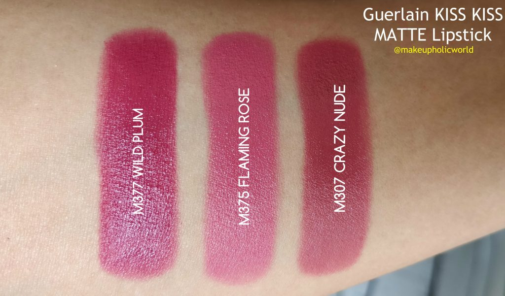 guerlain kiss kiss matte lipsticks swatches , guerlain kiss kiss matte lipsticks, guerlain kiss kiss matte lipstick m377 wild plum swatch, guerlain kiss kiss matte lipstick m375 flaming rose review, guerlain kiss kiss matte lipstick m307 crazy nude review, guerlain lipsticks, guerlain lipstick review, guerlain lipstick swatches, guerlain lipsticks on indian skin, guerlain kiss kiss matte lipstick swatches, guerlain kiss kiss matte crazy nude, guerlain kiss kiss matte flaming rose, guerlain kiss kiss matte wild plum, guerlain kiss kiss matte swatches, guerlain kiss kiss lipstick review, guerlain kisskiss matte swatches