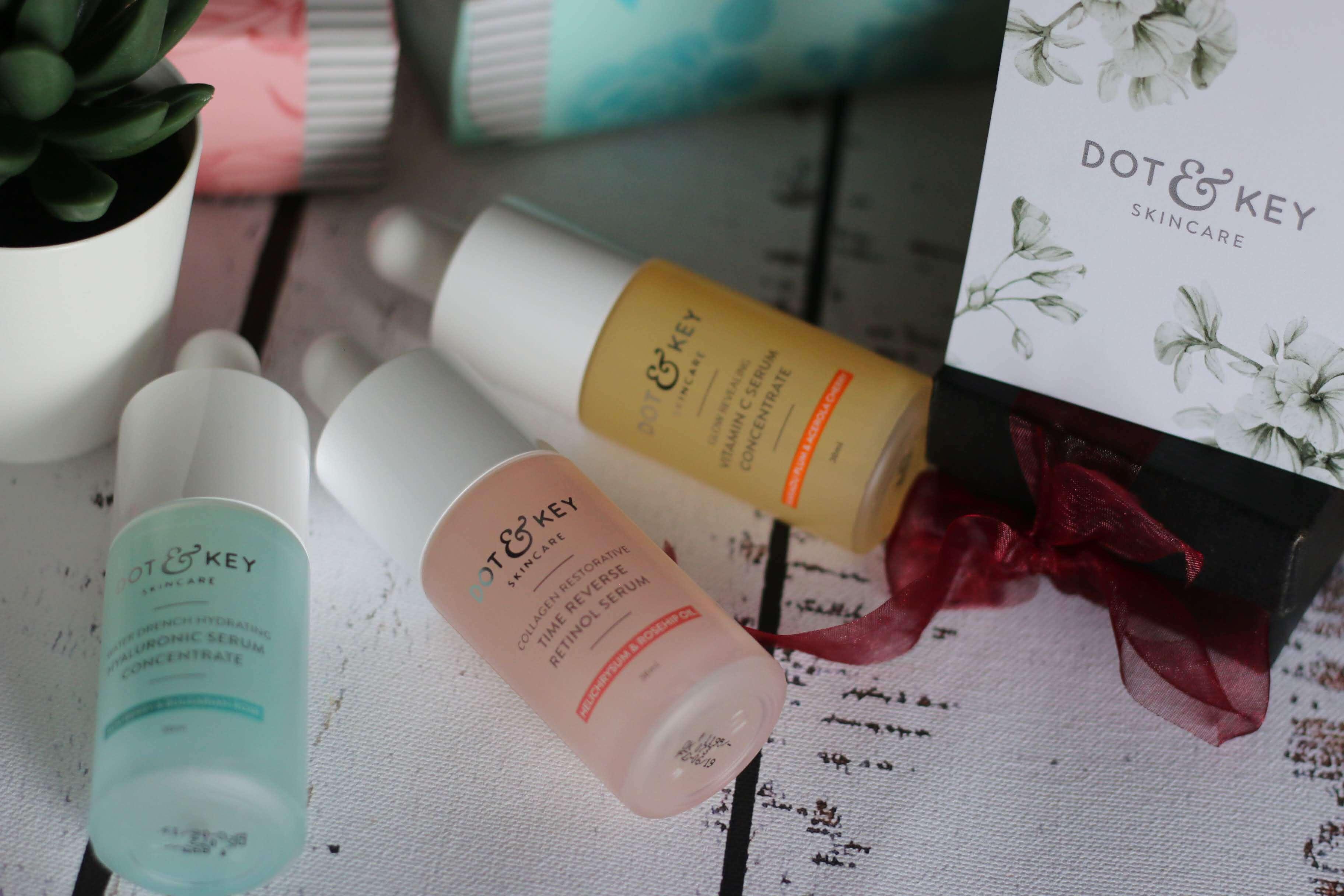 Preserve That Gorgeous Glow Using Dot & Key Skincare Face Serums